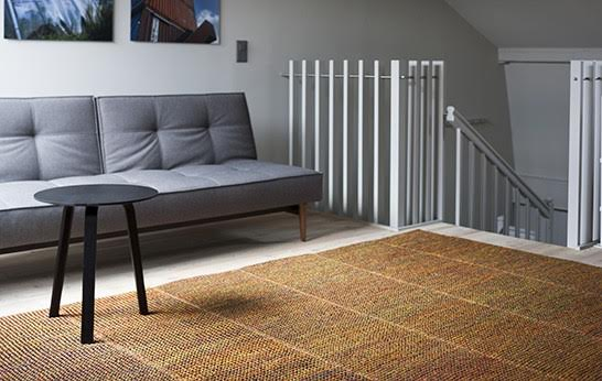 Ruckstuhl Debuts New Rugs Made From Plant Fibers